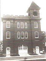 The Glen Rock Fire Hall was completed December 9th, 1904.