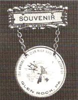 Souvenir from the 7th annual fire company fair and festival held in November, 1907.